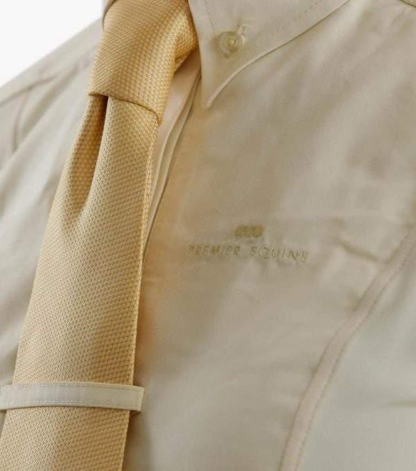 Premier Equine Tessa Ladies Long Sleeve Tie Shirt