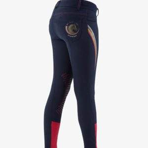 Premier Equine Relly Kids Gel Knee Patch Breeches