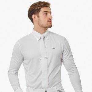 Premier Equine Giulio Men's Long Sleeve Show Shirt