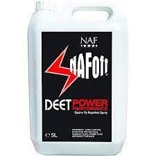 NAF Off Deet Power 5 Litre refill