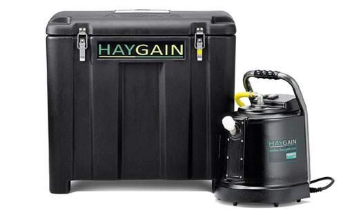 HG-600 HAYGAIN Hay Steamer (Old Model)