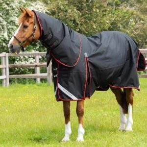 Premier Equine Buster 250g Turnout Rug with Classic Neck Cover
